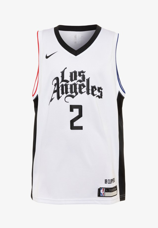 NBA KAWHI LEONARD LA CLIPPERS  - Camiseta de deporte - white