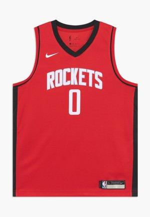 NBA RUSSELL WESTBROOK HOUSTON ROCKETS - Oblečení národního týmu - red