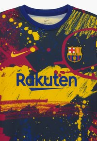 Nike Performance - FC BARCELONA DRY - Fanartikel - dark obsidian/varsity - 3