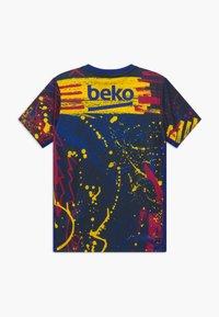 Nike Performance - FC BARCELONA DRY - Fanartikel - dark obsidian/varsity - 1
