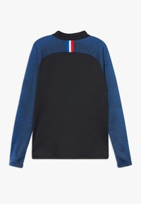 Nike Performance - PARIS ST. GERMAIN STRIKE - Club wear - black/hyper cobalt/white - 1