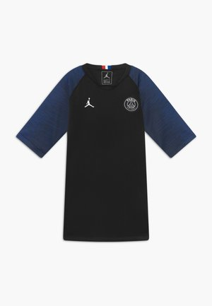 PARIS ST. GERMAIN BREATHE STRIKE - Club wear - black/hyper cobalt/white