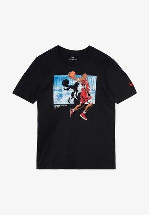 NBA ZION WILLAMSON ELEVATION TEE - T-shirts print - black