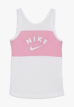 TANK - Débardeur - white/magic flamingo/football grey