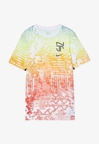 Nike Performance - NEYMAR DRY - Sports shirt - white/black - 2