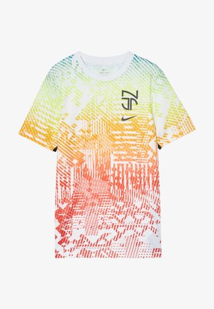 NEYMAR DRY - Sportshirt - white/black