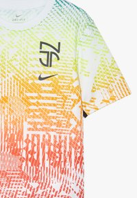 Nike Performance - NEYMAR DRY - Sports shirt - white/black - 3