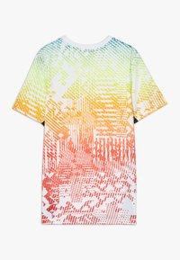 Nike Performance - NEYMAR DRY - Sports shirt - white/black - 1