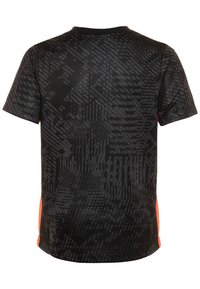 Nike Performance - NEYMAR DRY - Sports shirt - black/bright crimson - 1