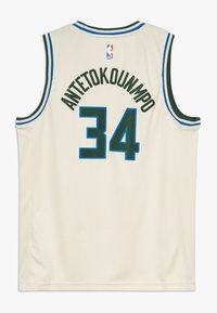 Nike Performance - NBA MILWAUKEE BUCKS ANTETOKOUNMPO GIANNIS BOYS CITY EDITION  - Klubové oblečení - flat opal - 1