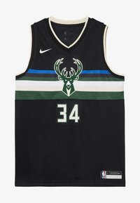 Nike Performance - NBA ANTETOKOUNMPO GIANNIS MILWAUKEE BUCKS STATEMENT SWINGMAN  - Klubové oblečení - black - 3