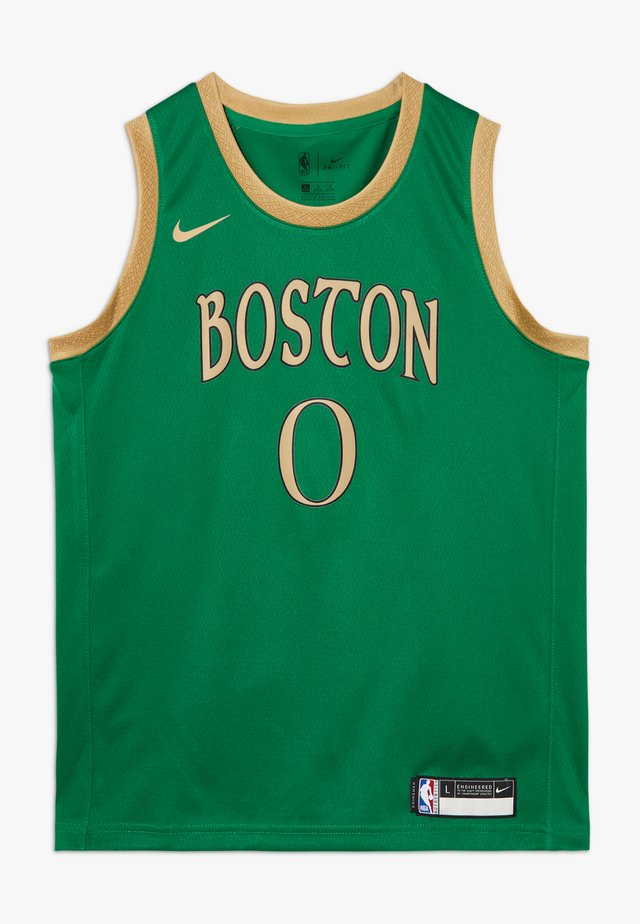 NBA TATUM JAYSON BOSTON CELTICS CITY EDITION SWINGMAN  - Pelipaita - fir