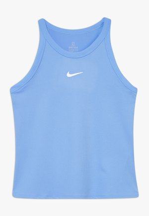 DRY TANK - T-shirt sportiva - royal pulse/white
