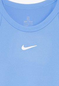 Nike Performance - DRY TANK - T-shirt sportiva - royal pulse/white - 3