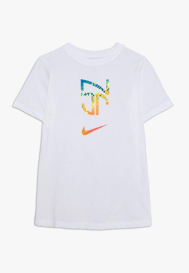NEYMAR TEE HERO - T-shirt med print - white