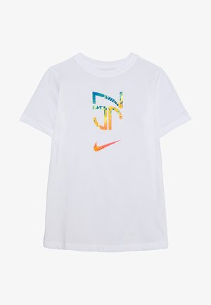 NEYMAR TEE HERO - Print T-shirt - white
