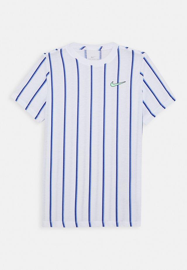TEE TEAM - T-shirts print - white