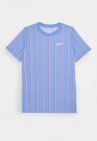 Nike Performance - TEE TEAM - Print T-shirt - royal pulse - 0