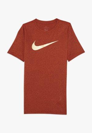 DRY TEE - T-shirt imprimé - team red/university red/black