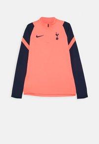 Nike Performance - TOTTENHAM HOTSPURS DRY - Club wear - lava glow/binary blue - 0