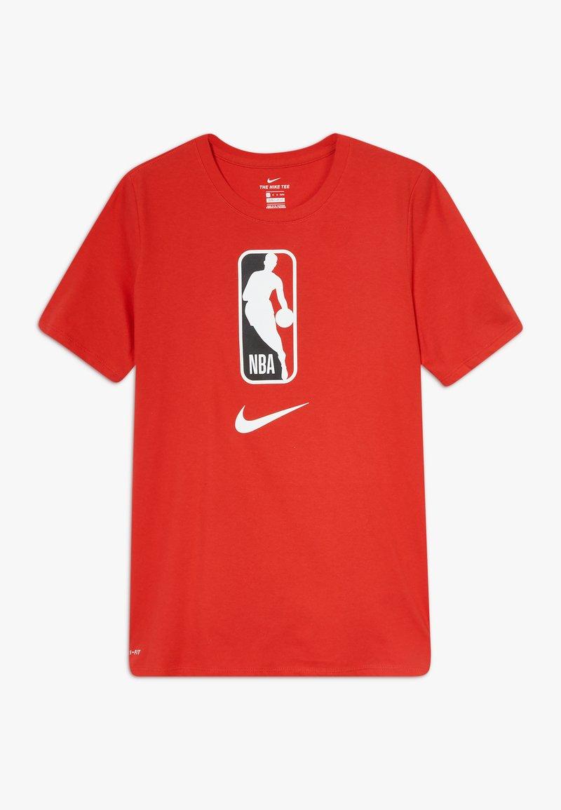 Nike Performance - NBA LOGO MAN TEE - Print T-shirt - university red