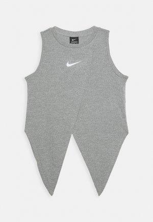 TIE - Koszulka sportowa - black/white