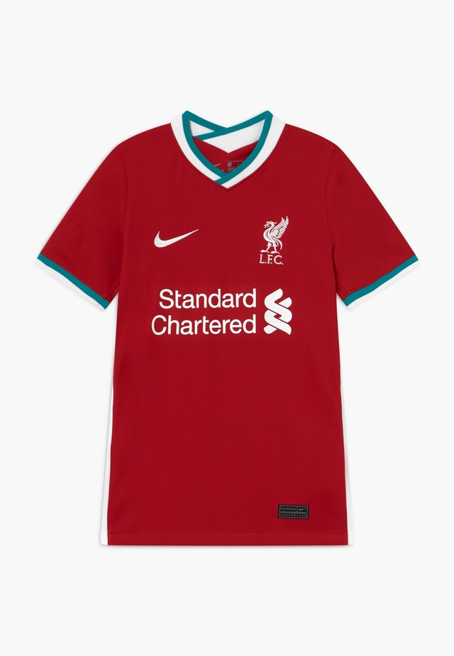 LIVERPOOL FC - Klubbklær - gym red/white