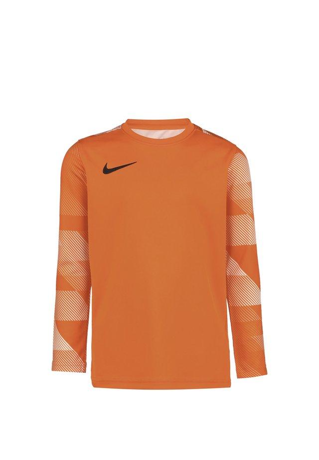 PARK IV - Funktionsshirt - safety orange / white / black