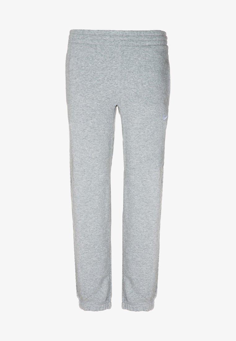 Nike Performance - N45 - Pantalon de survêtement - dark grey heather/gym red/white