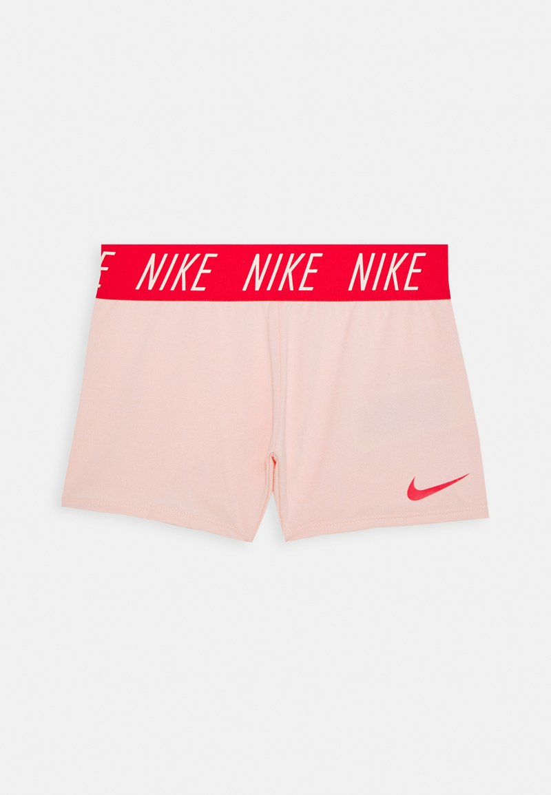 Nike Performance - DRY SHORT TROPHY  - Sports shorts - washed coral/track red