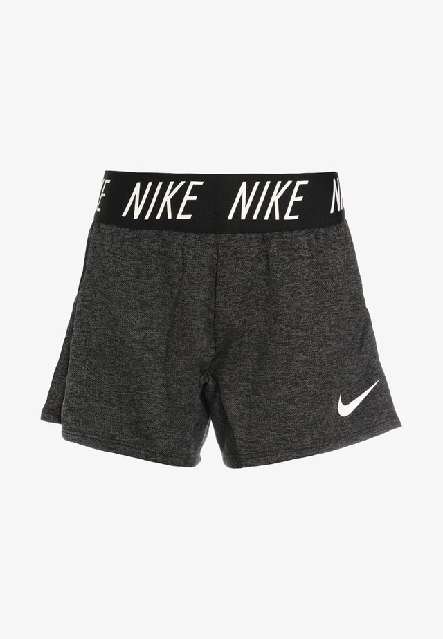 DRY SHORT TROPHY  - Sports shorts - black/heather/white