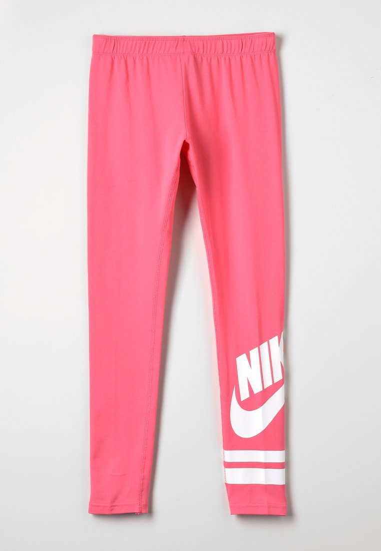 Nike Performance - FAVORITE - Tights - pink/white