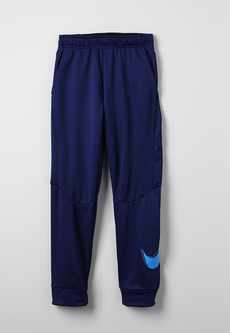Nike Performance - THERMA PANT - Træningsbukser - blue void/blue hero
