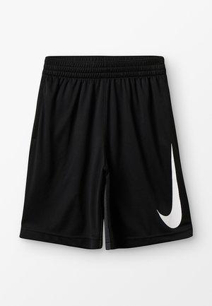 DRY SHORT - Short de sport - anthracite/black/white