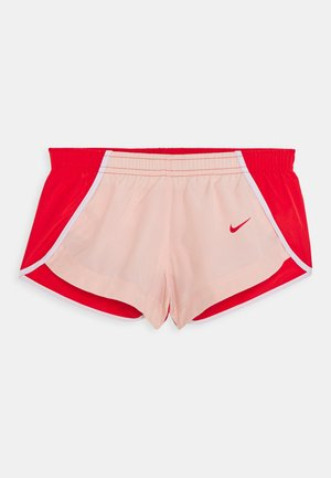 DRY SPRINTER SHORT - Urheilushortsit - washed coral/track red/white