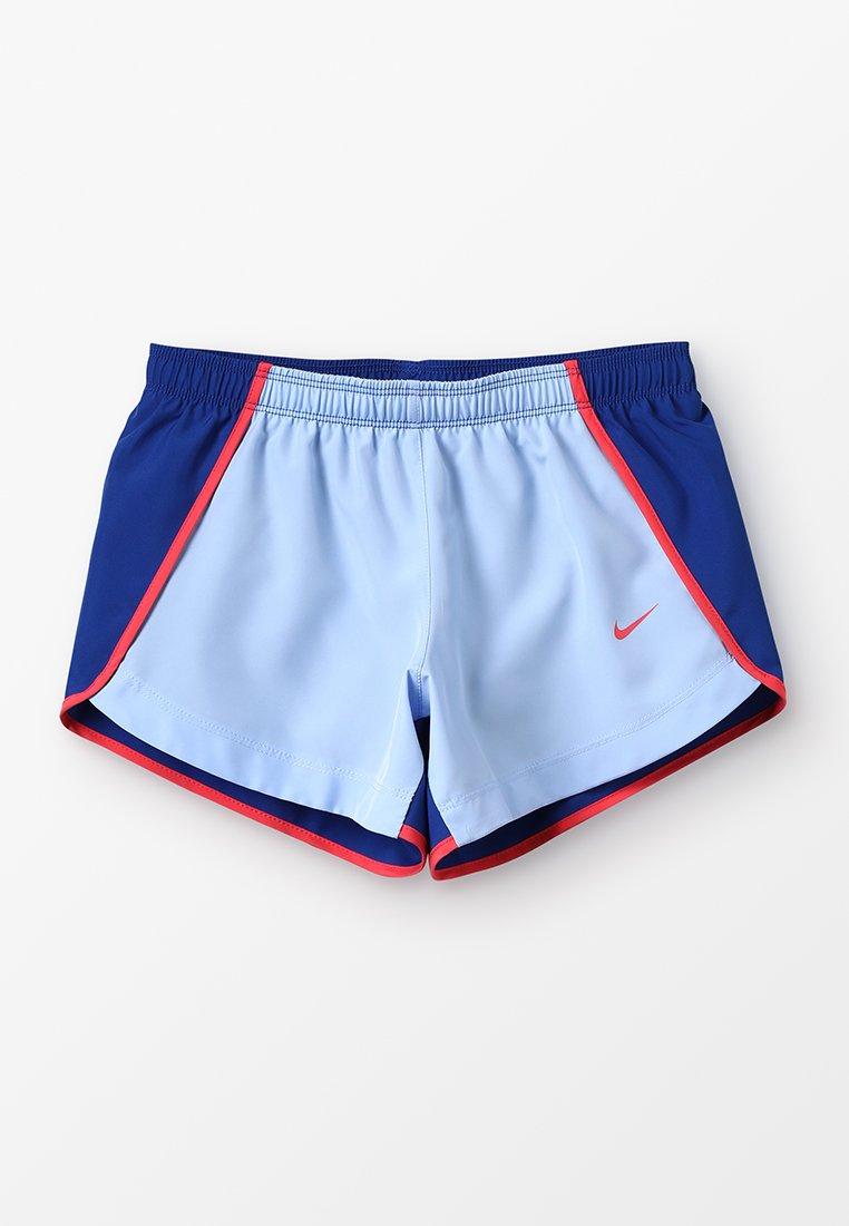 Nike Performance - DRY SHORT RUN - Korte broeken - aluminum/indigo force/ember glow/ember glow