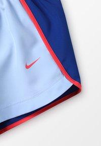 Nike Performance - DRY SHORT RUN - Korte broeken - aluminum/indigo force/ember glow/ember glow - 4