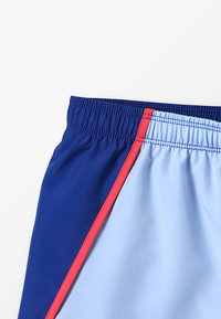 Nike Performance - DRY SHORT RUN - Korte broeken - aluminum/indigo force/ember glow/ember glow - 2