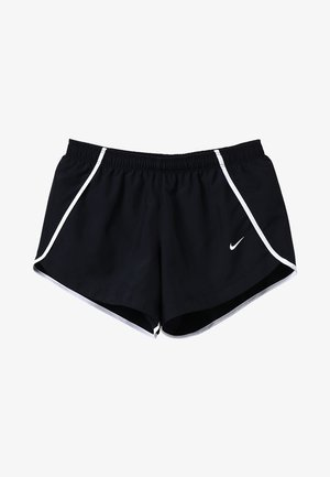 DRY SHORT RUN - Sports shorts - black/white