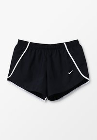 Nike Performance - DRY SHORT RUN - Korte broeken - black/white - 0