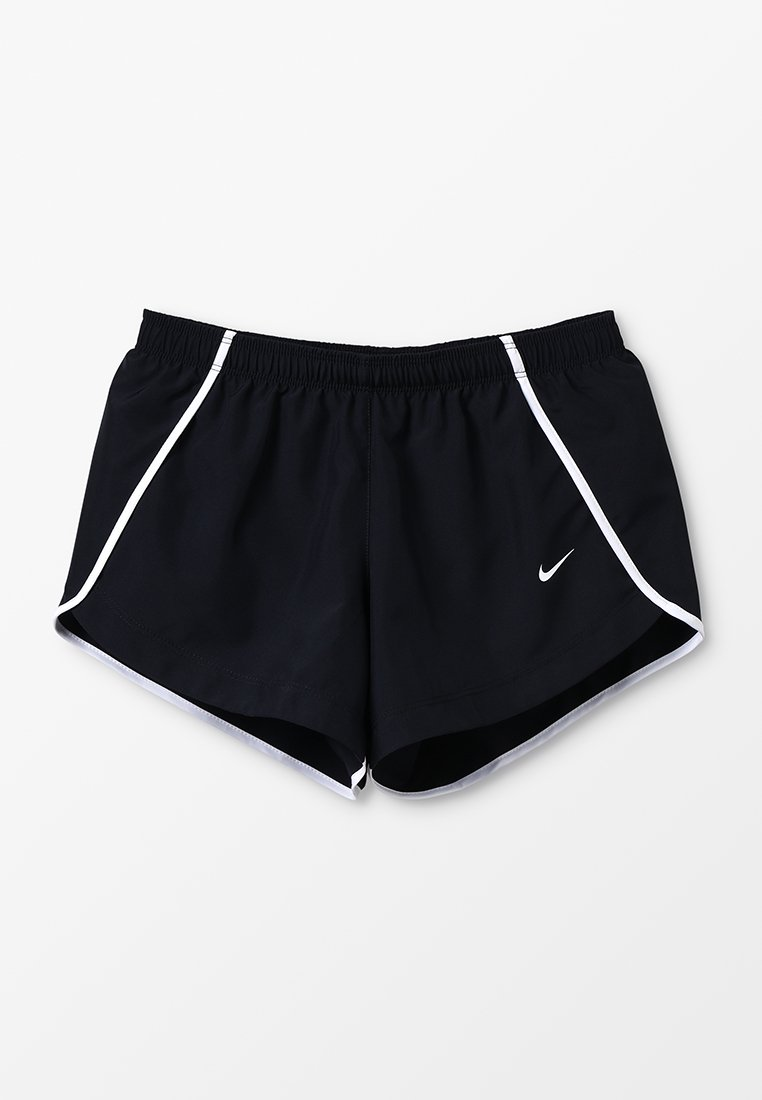 Nike Performance - DRY SHORT RUN - Korte broeken - black/white