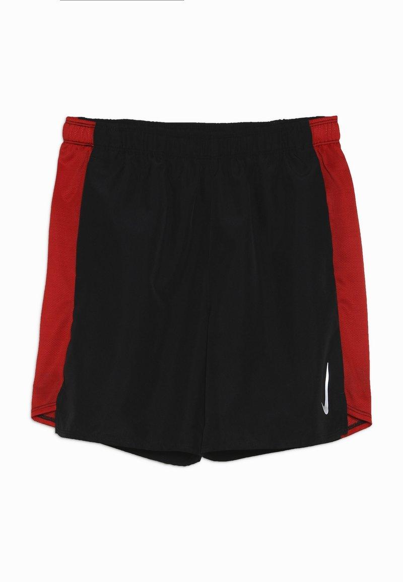 Nike Performance - SHORT CHALLENGER - Short de sport - black/university red