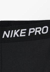 Nike Performance - Punčochy - black/black/white - 2