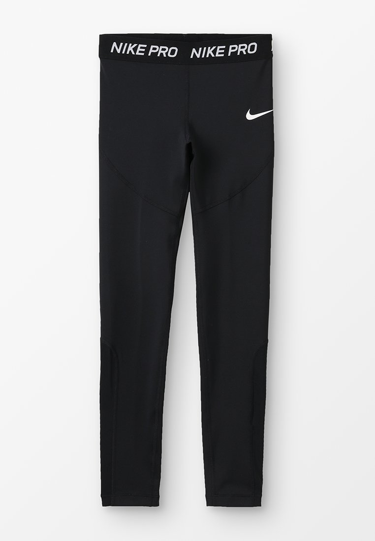 Nike Performance - Collant - black/black/white