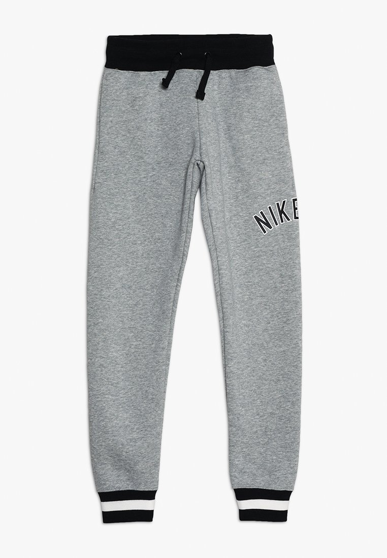 Nike Performance - AIR PANT - Jogginghose - dark grey heather/black