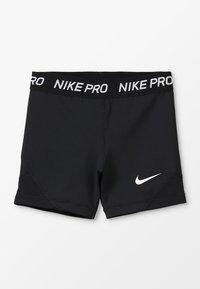 Nike Performance - BOY - Collants - black/white - 0