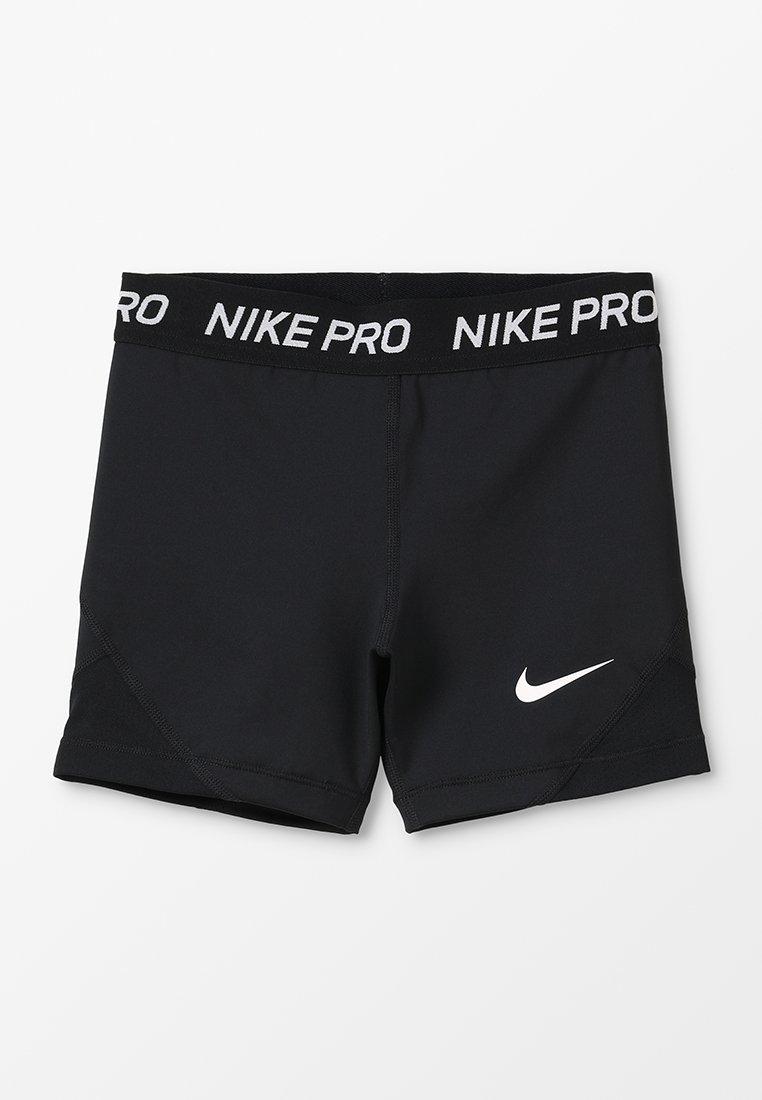 Nike Performance - BOY - Collants - black/white
