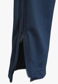 Nike Performance - DRY ACADEMY PANT - Tracksuit bottoms - valerian blue/laser crimson - 2