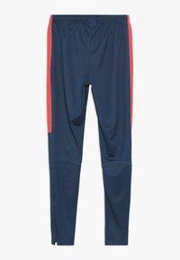 Nike Performance - DRY ACADEMY PANT - Tracksuit bottoms - valerian blue/laser crimson - 1