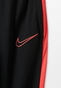 Nike Performance - DRY ACADEMY PANT - Tracksuit bottoms - black/ember glow - 5